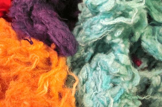 Textilproduktion